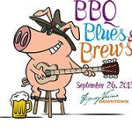 BBQ, Blues and Brews